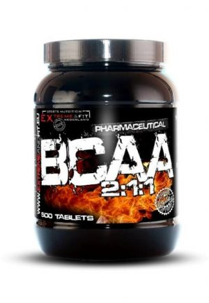 BCAA 2:1:1- EXTREME &FIT