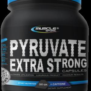 PYRUVATE EXTRA STRONG - 800 mg - Spaľovač tukov , odvodnenie, redukcia váhy