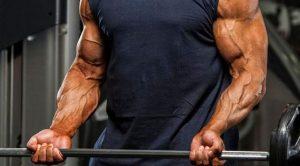 napumpovane svaly