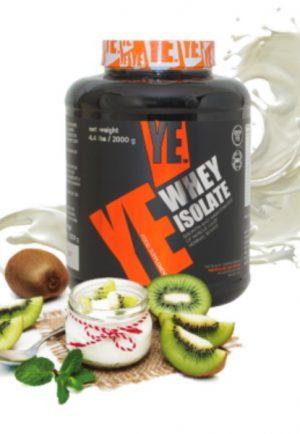 YE Nutrition WHEY ISOLATE Kiwi