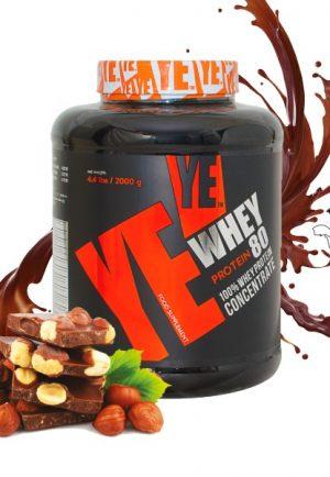 Ye Nutrition Whey 80. oriešokčoko
