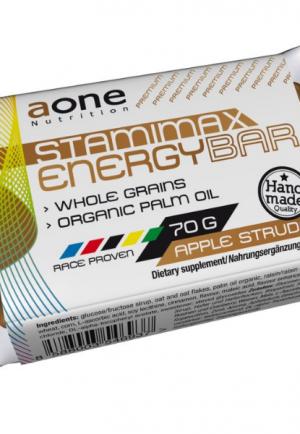 Aone – STAMIMAX – ENERGY BAR - 70g Jablko